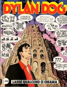 cppertina Dylan Dog n° 136